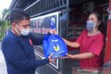 NasDem Sulteng  gencar salurkan sembako kepada warga isoman