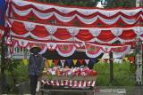 Penjualan Hiasan Kemerdekaan Lesu