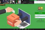 KPU Kulon Progo sukses lakukan uji coba aplikasi Pemilos secara daring