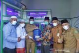 Wabup Siak apresiasi pesantren punya usaha depot air minum