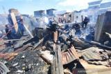 110 rumah di Makassar hangus terbakar