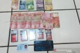 Polres Bogor bongkar peredaran uang palsu di Cileungsi