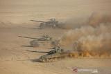 Rusia memperkuat markas militer di Tajikistan