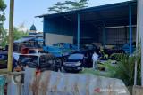KPK datangi sebuah pabrik pengolahan aspal di Purbalingga