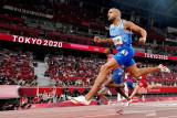 Peraih dua medali emas Olimpiade Tokyo Marcell Jacobs bantah gunakan doping