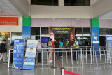 Penumpang wajib tunjukkan sertifikat vaksinasi COVID-19 di Bandara Samrat