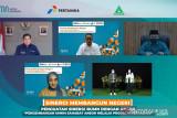 BNI - Pertamina gandeng UMKM Ansor genjot Agen46 dan Pertashop