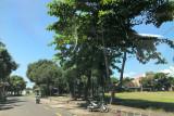 Pembangunan mini stadion Lapangan Karang Yogyakarta tuntas pada akhir 2021