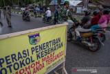 Operasi Yustisi Penertiban Protokol Kesehatan