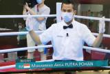 Boy Pohan bangga wakili  Indonesia pimpin laga final tinju Olimpiade