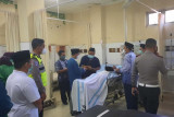 Mobil Ketua Umum MUI kecelakaan di ruas Tol Semarang-Solo