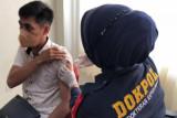 Satgas : Vaksinasi COVID-19 dosis pertama di Sulbar capai 31,54 persen