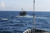 TNI AL tangkap kapal ikan  berbendera Vietnam di laut Natuna Utara