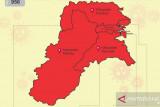 Seluruh Kabupaten/Kota di Kaltara Berstatus Zona Merah