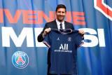 PSG masih tanpa Messi saat dijamu Brest