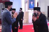 Bos Pura Kudus dianugerahi Bintang Mahaputera Nararya