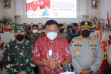 Gubernur Sulut  apresiasi pelaksanaan Vaksin Merdeka Samrat