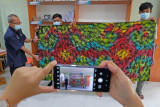 Batik ciprat karya penyandang disabilitas intelektual