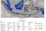Peta patahan aktif di Indonesia versi Badan Geologi
