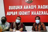 DS jadi tersangka kasus dugaan korupsi subsidi penerbangan di Waropen