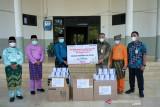 Pemkab Siak terima bantuan 200 kotak masker dari BRK