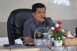 Pemkab Lampung Tengah rapat evaluasi penanganan COVID-19