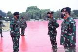 52 Perwira Tinggi TNI tiga matra naik pangkat
