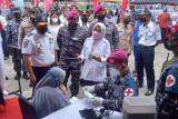 ASDP dukung vaksinasi massal di Banyuwangi dan Bakauheni