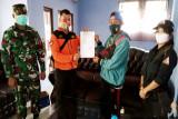 Dua penderita COVID-19 di Kotim dipulangkan dari rumah isolasi mandiri terpadu