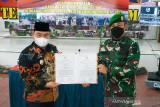 Karya Bakti TNI perbaiki 15 jembatan desa di pesisir Kotim