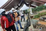 Progres pembangunan Bendungan Ladongi mencapai 94 persen