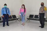 Polresta Palangka Raya  periksa wanita terduga pemalsuan dokumen PCR