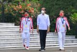 Presiden Jokowi sebut catatan prestasi atlet warnai Haornas ke-38