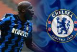 Romelu Lukaku resmi kembali ke Chelsea
