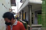 Densus 88 Antiteror geledah rumah terduga teroris di Purwokerto