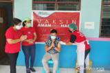RS  apresiasi vaksin tahap ketiga  bagi nakes di Minahasa Selatan