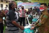 Pemkab Gunung Kidul serahkan bantuan alsintan untuk kelompok tani
