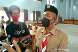 Mengoptimalkan keterlibatan Pramuka dalam penanggulangan pandemi di Seruyan