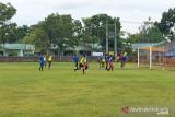 PSP Padang tetap seleksi pemain  meski Liga 3 belum ada kepastian