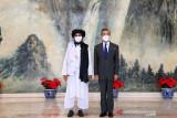 China pandang gerilyawan Taliban lebih santun dan rasional