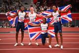 Karena doping, Inggris Raya bakal kehilangan satu perak Olimpiade Tokyo