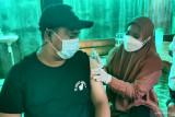 Warga Sulsel antusias ikuti Gebyar 75.000 vaksin COVID-19