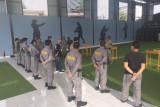 Tingkatkan kemampuan, anggota Tekab 308 gelar latihan nembak