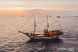 Astra Motor Sulsel gelar Konser HUT  ke-76 Kemerdekaan RI di kapal pinisi