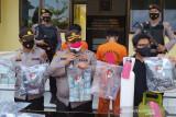 Polres Magelang ungkap pelaku pencurian uang ATM di Bank Mandiri