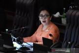 Puan Maharani kenakan pakaian adat Bali hadiri Sidang Tahunan