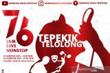 Seniman Riau pameran virtual 76 jam non stop sambut HUT RI
