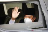Linimasa pengunduran diri Muhyiddin sebagai PM Malaysia
