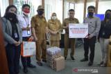 Pemkot Palu  terima bantuan puluhan paket suplemen BNI untuk nakes