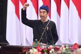 Round up -  Infrastruktur kesehatan dan modal sosial di Pidato Presiden